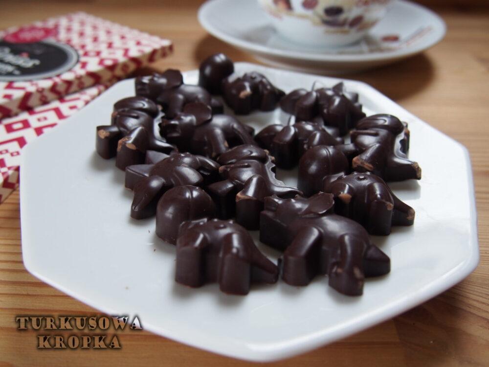 czekoladki bez mleka