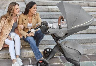 Wygodnie i bezpiecznie – wózek STOKKE Xplory X